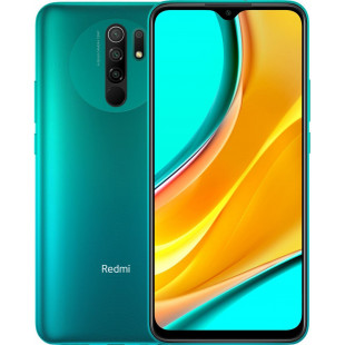 Xiaomi Redmi 9 4/64Gb Ocean Green EU
