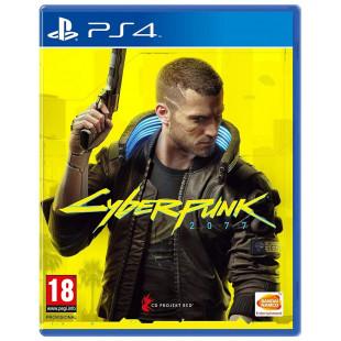 Диск PS4 Cyberpunk 2077