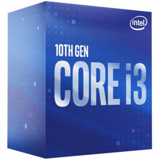 Процессор Intel Core i3-10100 (BX8070110100) BOX