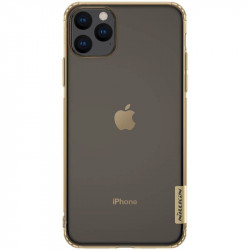 Чехол Nillkin Nature Series для Apple iPhone 11 Pro (5.8″) (Золотой)
