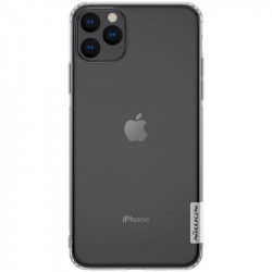 Чехол Nillkin Nature Series для Apple iPhone 11 Pro (5.8″) (Прозрачный)