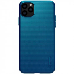 Чехол Nillkin Matte для Apple iPhone 11 Pro (5.8″) (Бирюзовый / Peacock blue)