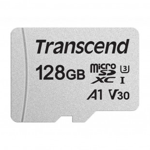 Карта памяти Transcend 128GB microSDXC C10 UHS-I R95/W45MB/s