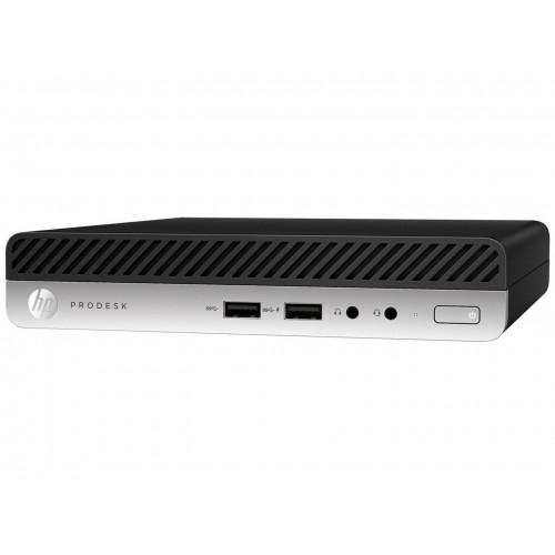 Персональный компьютер HP ProDesk 400 G5 DM (9DP39EA) Black/Silver