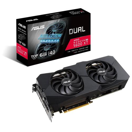 Видеокарта Radeon ASUS RX 5600 XT 6GB DDR6 EVO