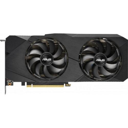 Видеокарта GeForce ASUS RTX 2080 DUAL-RTX2080S-8G-EVO