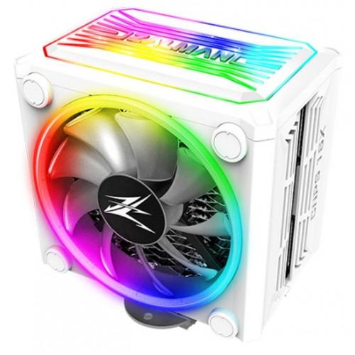Кулер процессорный ZALMAN CNPS16X White ARGB 6mm x 4 2 x 120mm 800-1500rpm