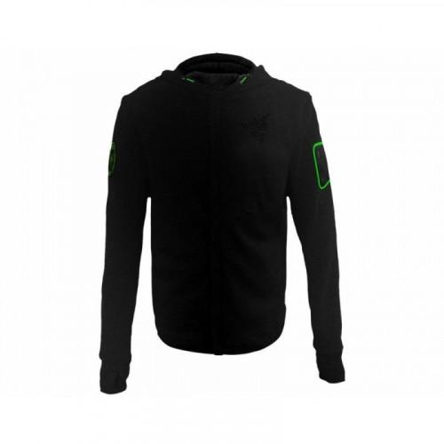 Куртка RAZER COMBAT Hoodie Men L (RGF5M03S2W-04-LG)