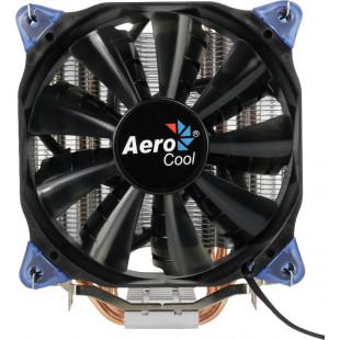 Кулер процессорный AEROCOOL Verkho 4 6mm x 4 120mm 800-2000rpm TDP 140W