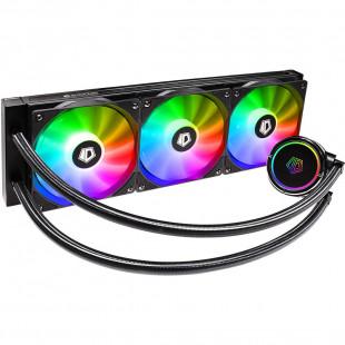 Водяное охлаждение ID-Cooling Zoomflow 360X ARGB, Intel: 2066/2011/1366/1151/1150/1155/1156, AMD: TR4/AM4/FM2+/FM2/FM1/AM3+/AM3