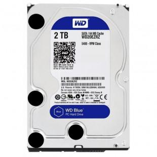 HDD SATA 2.0TB WD Blue 5400rpm 64MB (WD20EZRZ)