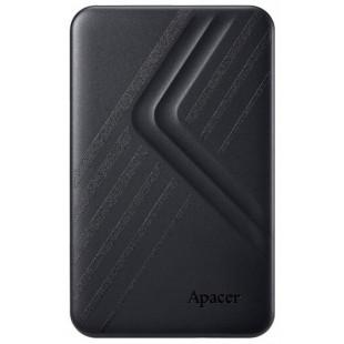 Внешний жесткий диск HDD 2.5 1TB Apacer USB 3.1 (AP1TBAC236B-1)