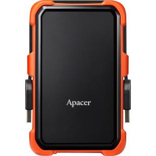Внешний жесткий диск HDD 2.5  2TB Apacer (AP2TBAC630T-1)