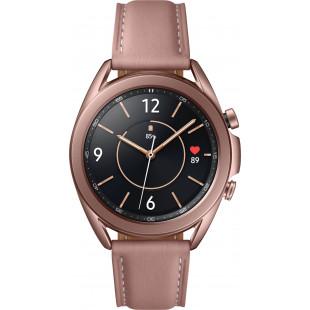 Смарт-часы Samsung Galaxy Watch 3 41mm Bronze (SM-R850NZDASEK) EU