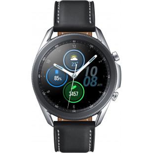 Смарт-часы Samsung Galaxy Watch 3 45mm Silver (SM-R840NZSASEK) EU
