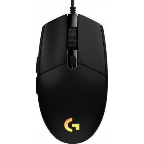 Мышь Logitech G102 Lightsync Black