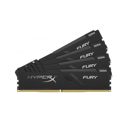 Оперативная память DDR4 Kingston 32GB KIT(2x16GB) 3000MHz HyperX Fury Black (HX430C15FB3K2/32)
