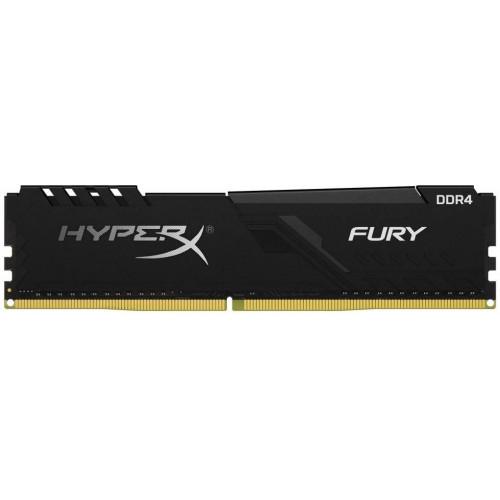 Оперативная память DDR4 Kingston 16GB/3600 HyperX Fury Black (HX436C17FB3/16)
