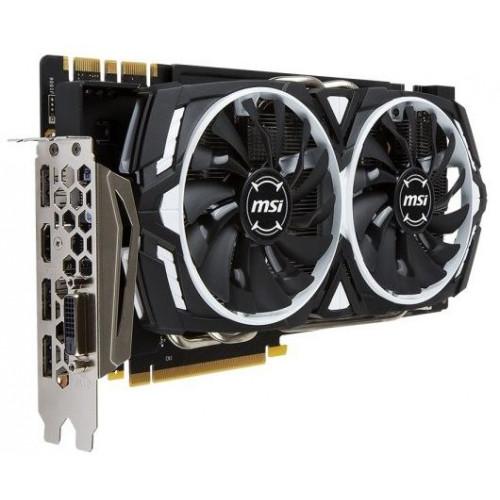 Видеокарта GeForce MSI GTX 1070 ARMOR 8G OC