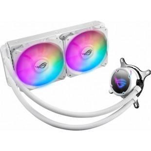 Водяное охлаждение Asus ROG Strix LC 240 RGB White (ROG-STRIX-LC-240 RGB White)