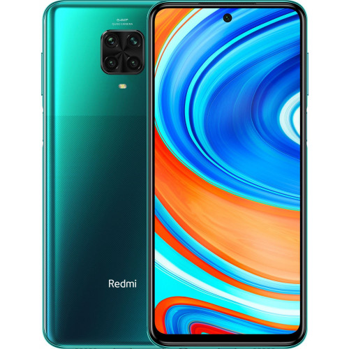 Xiaomi Redmi Note 9 Pro 6/128Gb Tropical Green UA