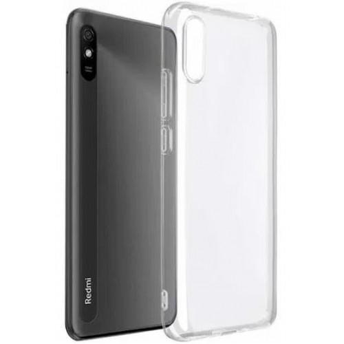 Силикон Xiaomi Redmi 9A Clear