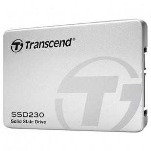 Накопитель SSD  256GB Transcend SSD230S Premium 2.5″ SATA III 3D V-NAND TLC (TS256GSSD230S)