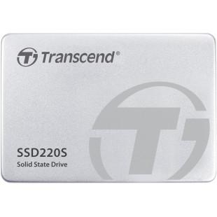 Накопитель  SSD  240GB Transcend SSD220 2.5″ SATA III TLC (TS240GSSD220S)