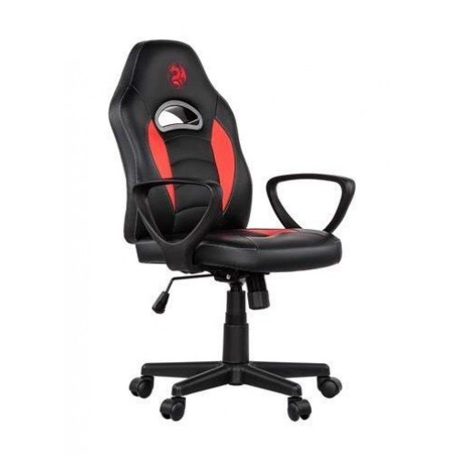 Игровое кресло 2Е GC21 (JUNIOR) Black/Red