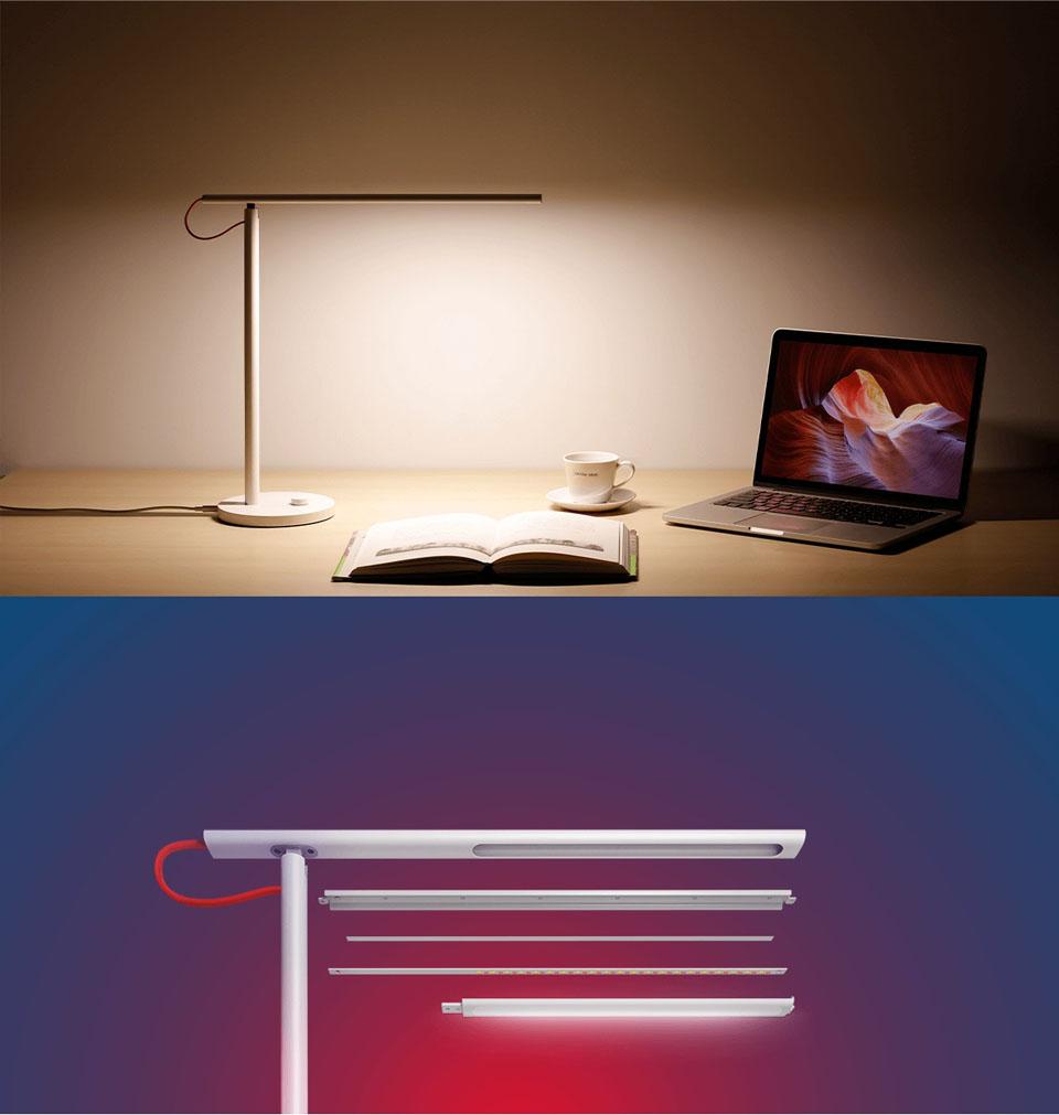 Mijia Table LED light  режим чтения